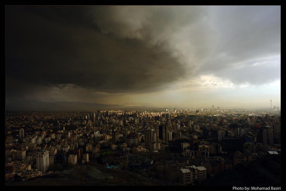 Bam e Tehran