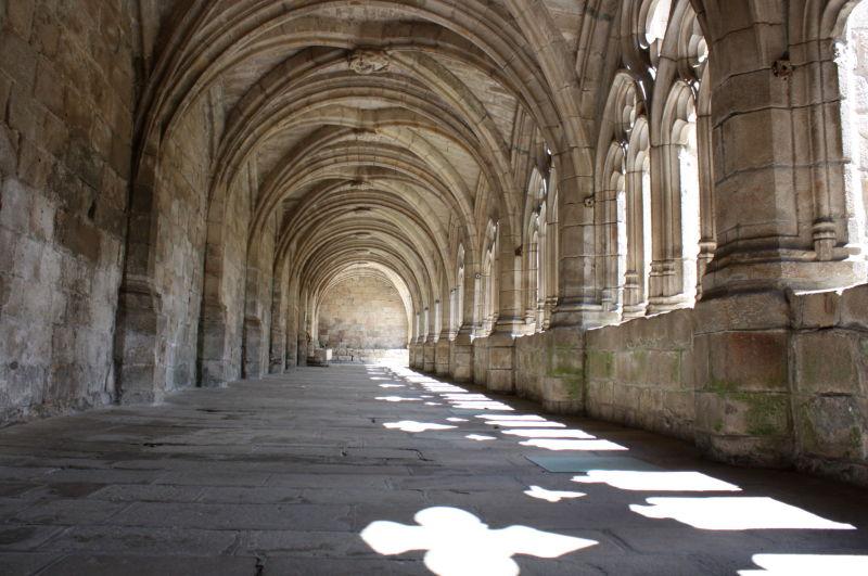 Reflet d'abbaye