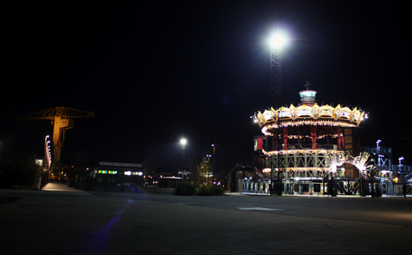 Carrousel & Grue Titan