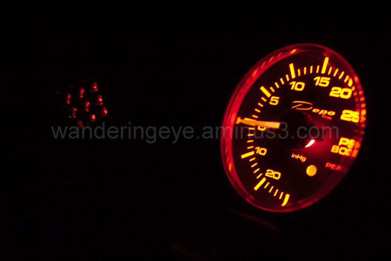 boost gauge