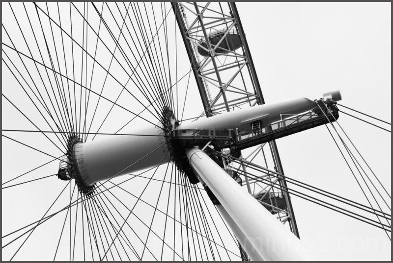 Abstract of the London Eye