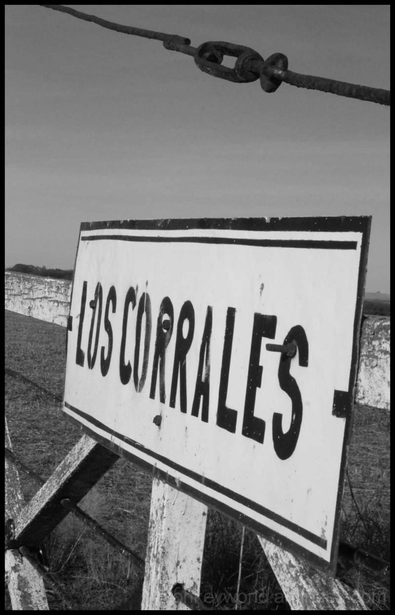 Los Corrales, near Tandil