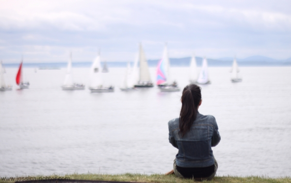 Sailboats in Seattle