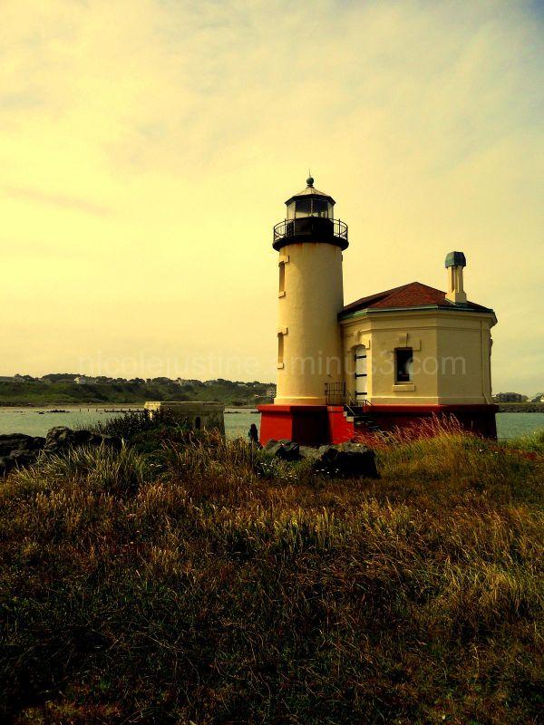 bandon oregon lighthouse