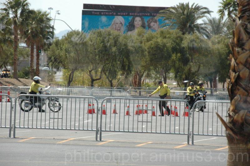 Police Las Vegas learning Mandalay Bay