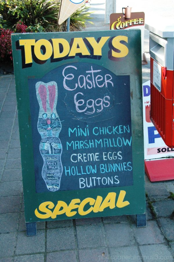 Easter eggs for sale