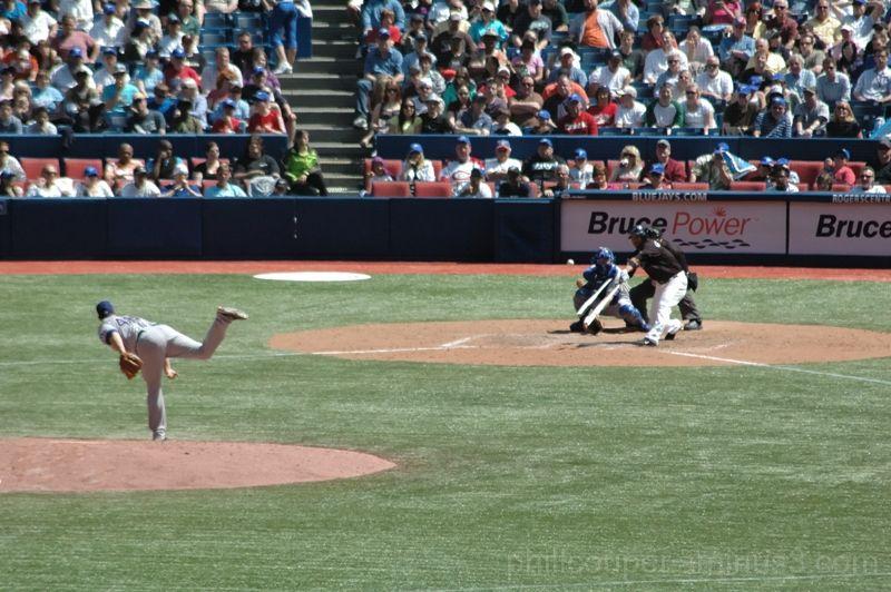 Blue Jays Texas Rangers 2010