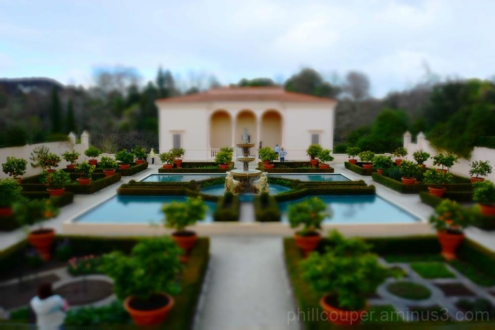 Italian Inspired Garden @ the Hamilton Gardens