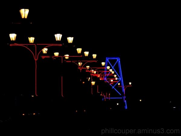 Lights Main street lights