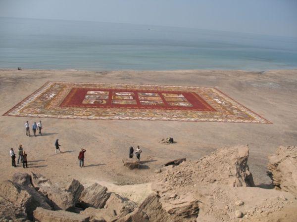 Hormoz Island carpet
