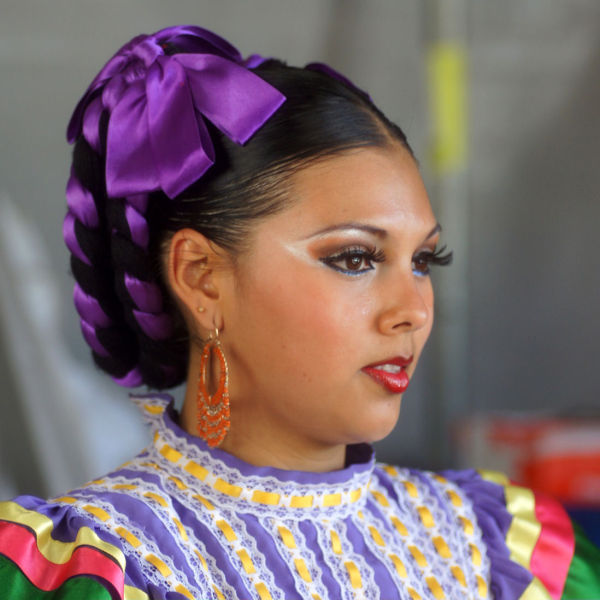 Danseuse Mexicaine.