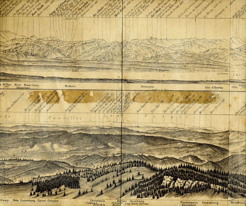 Le panorama du Chasseron VI