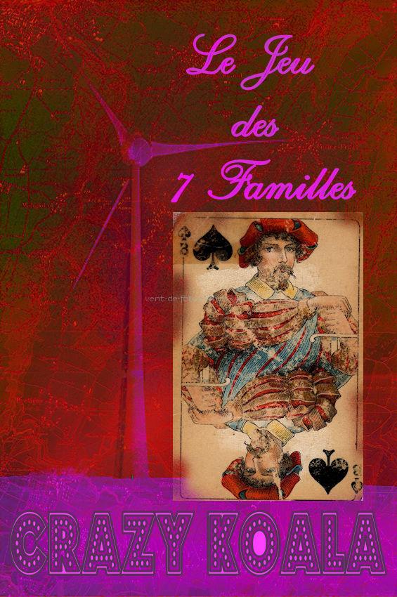 Le jeu des 7 familles, le valet de pique!