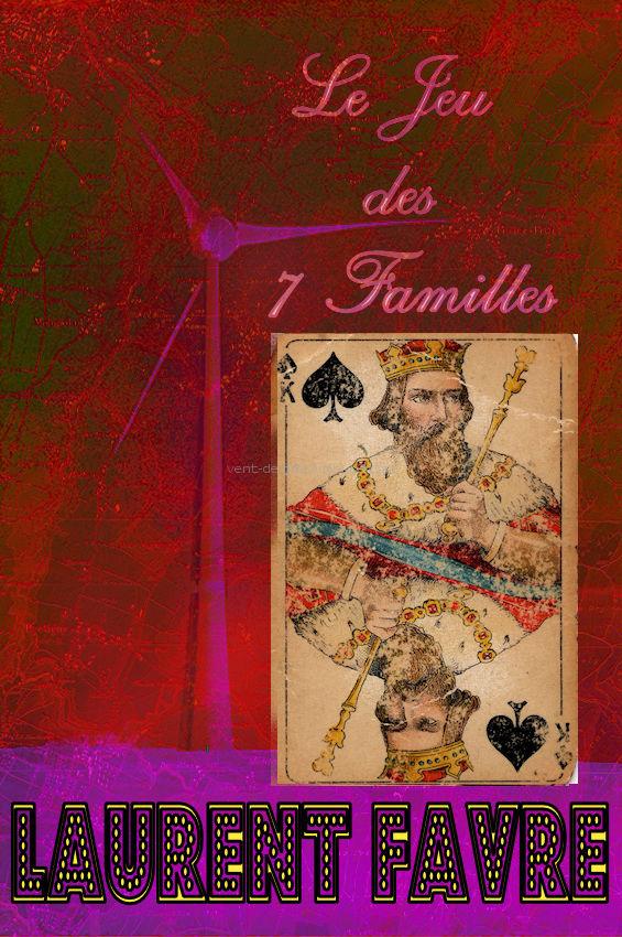 Le jeu des 7 familles, le Roi de pique....
