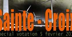 SAINTE-CROIX: spécial votation 5 février 2012