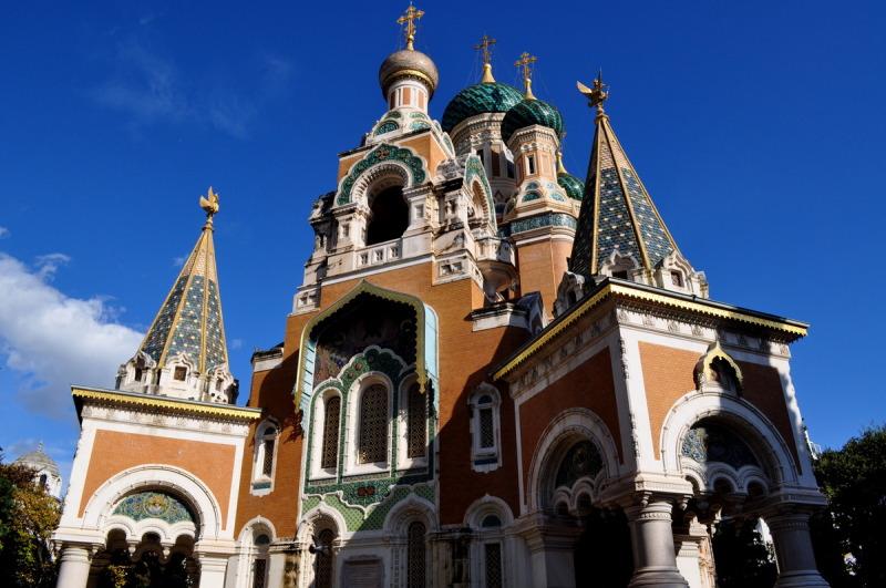 Cathédrale orthodoxe russe Saint-Nicolas (Nice)