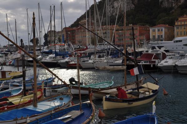 Port de Nice .