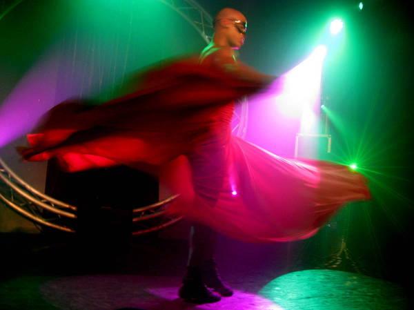 Danseur .