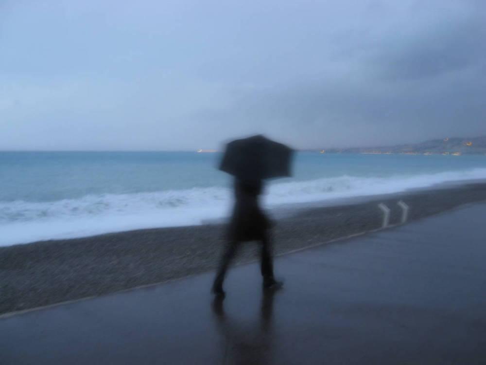 Un p'tit coin d'parapluie ........