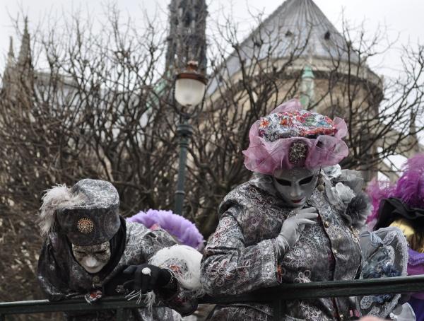 Carnaval Venitien .