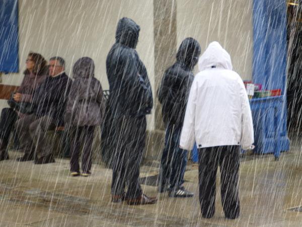 Qui a dit qu'il pleut toujours en Bretagne ?