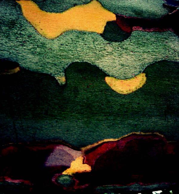 Abstrait coloré .