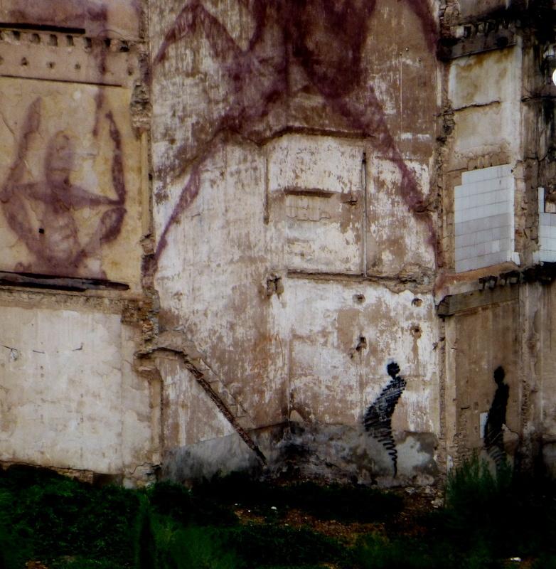 Abandon de chantier Malaga .