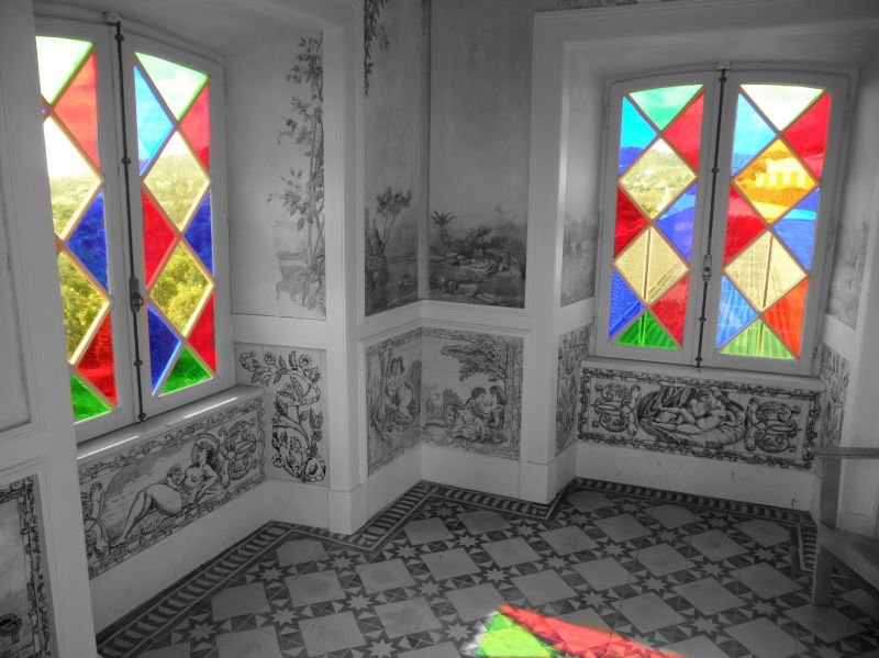Beautiful and colorful Windows