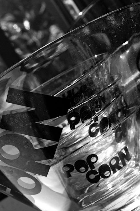 Popcorn Glassware