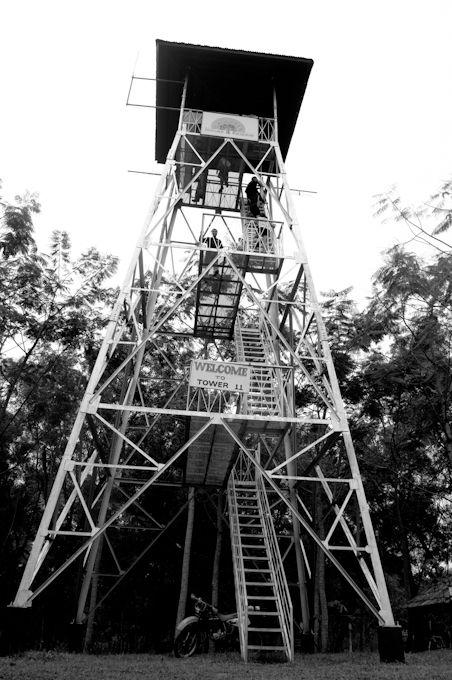 La Mesa Dam Tower 11