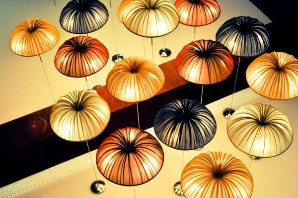 Inverted Umbrellas