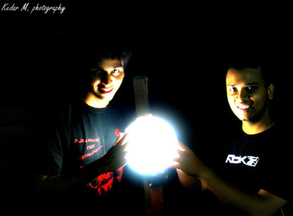 Friends and the crystal ball