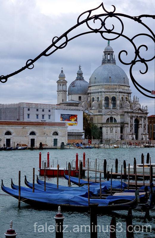 Church of Salute in Venice