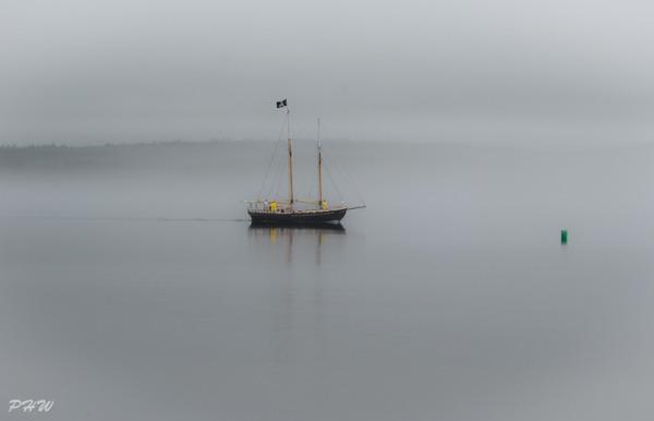 September Fog