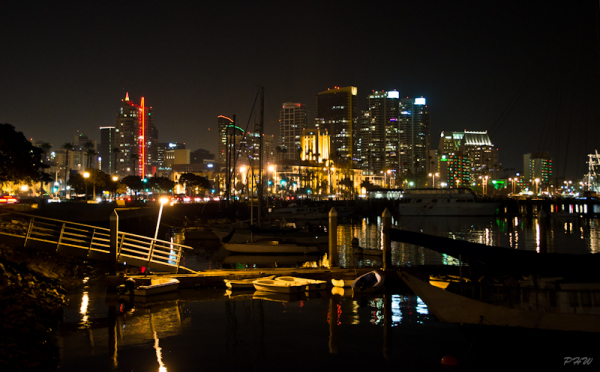 San Diego Night