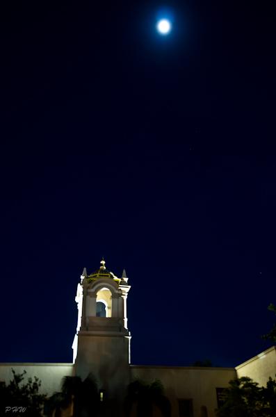 Last Nights Moon