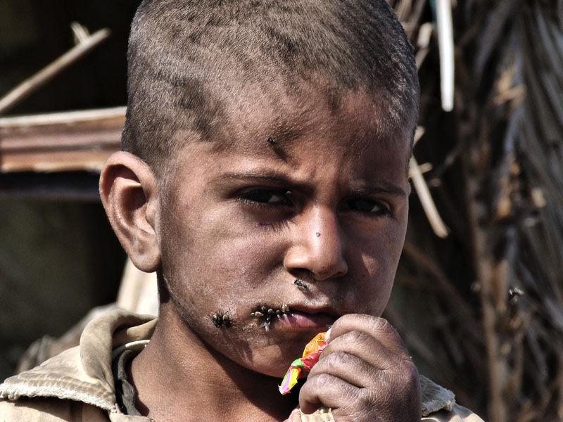 محرومیت کرمان،فقر،کپر