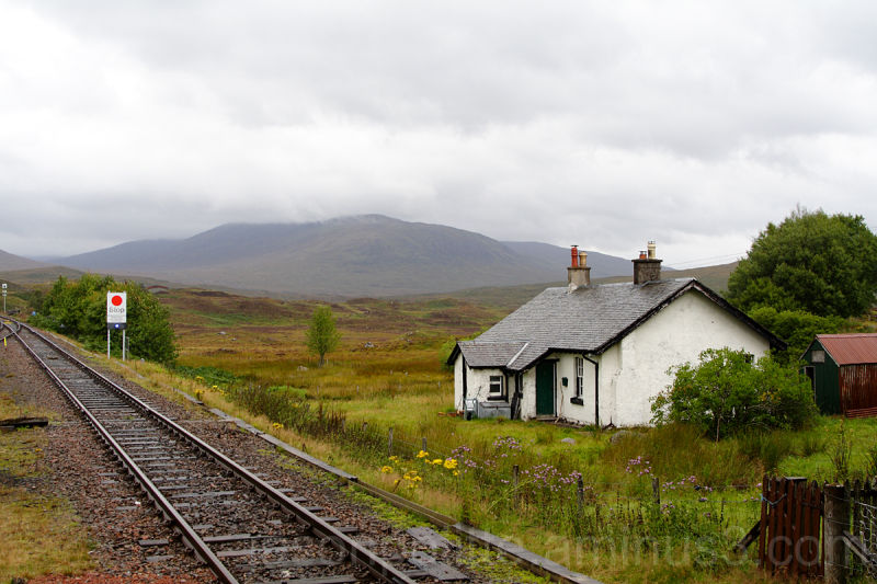 House near Rannoch Station