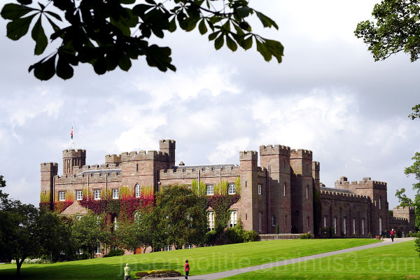 Scone Palace near Perth, Scotland