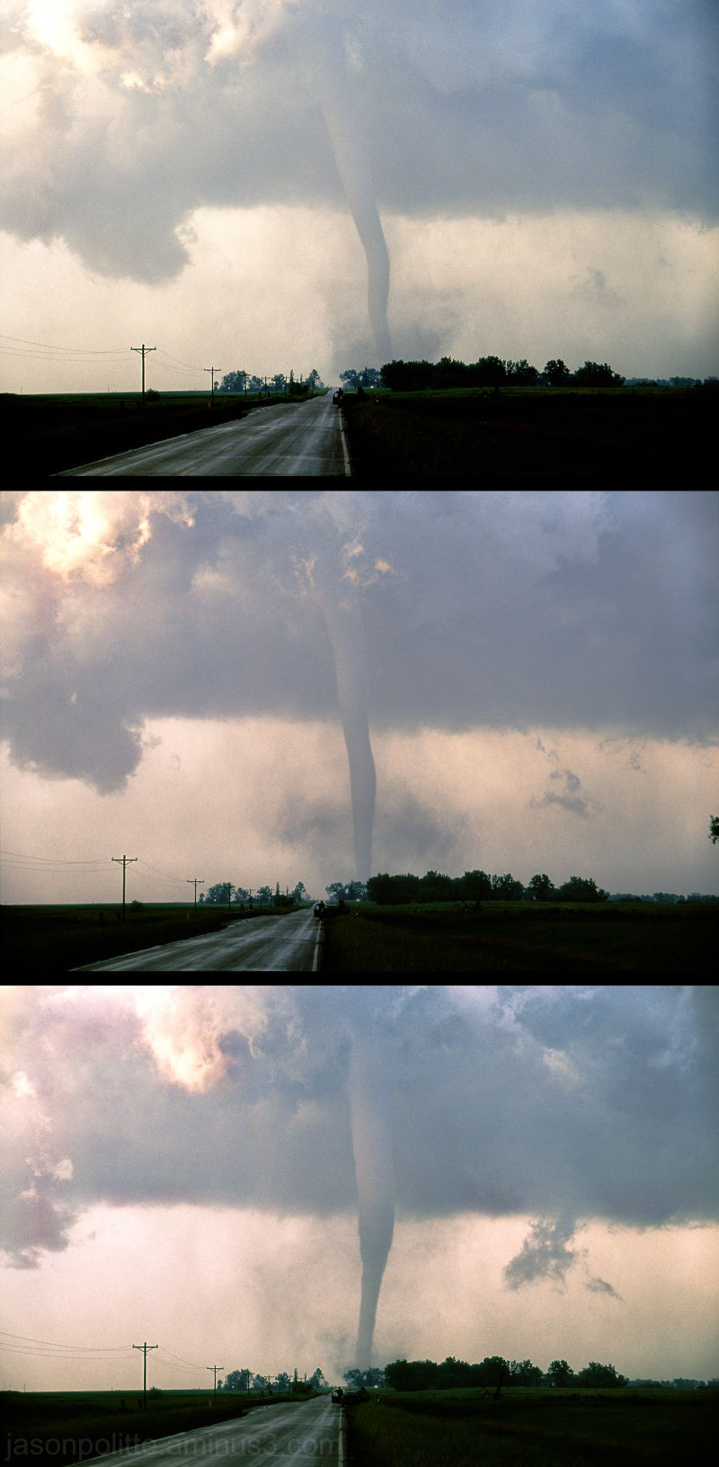 The Manchester South Dakota Tornado