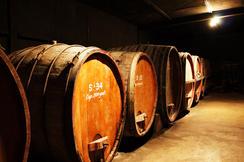 The Casks of Wiederkehr