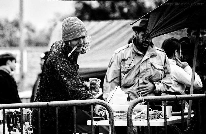 Occupy Little Rock Protestors