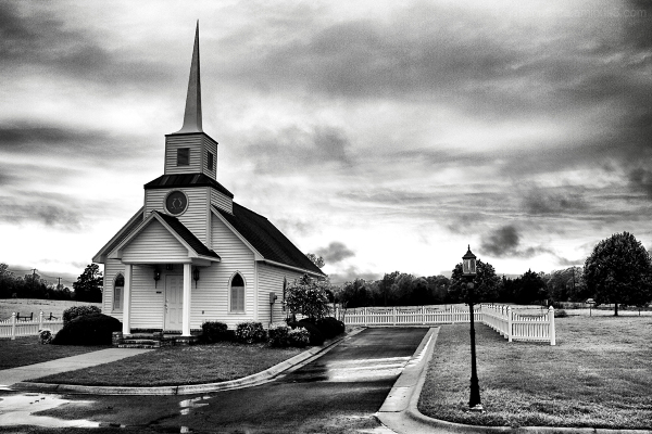 The Chapel at Four Winds in Conway, Arkansas