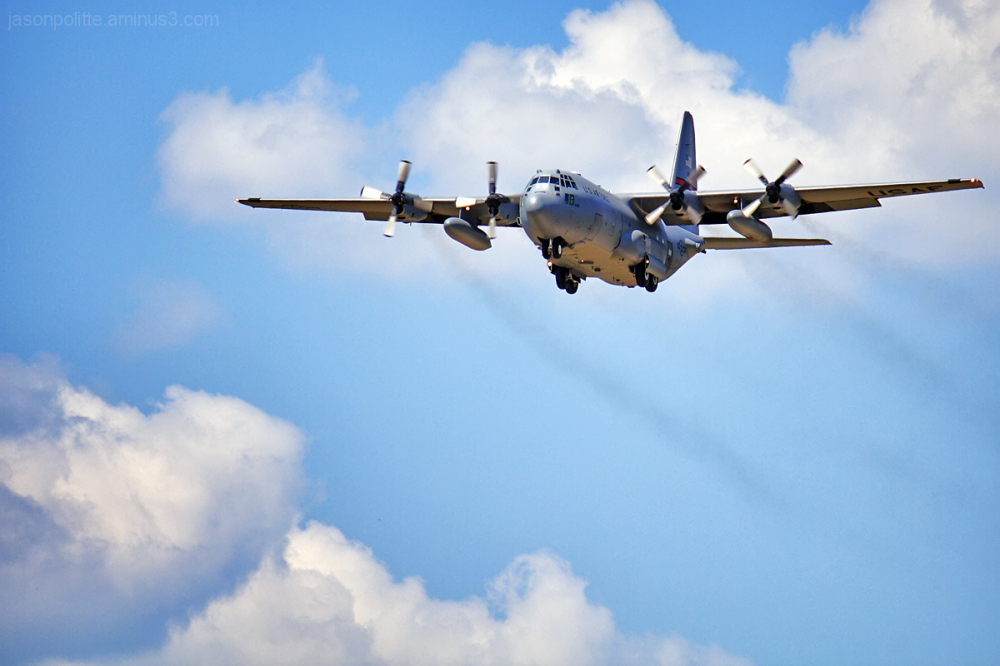 Arkansas Air National Guard C-130