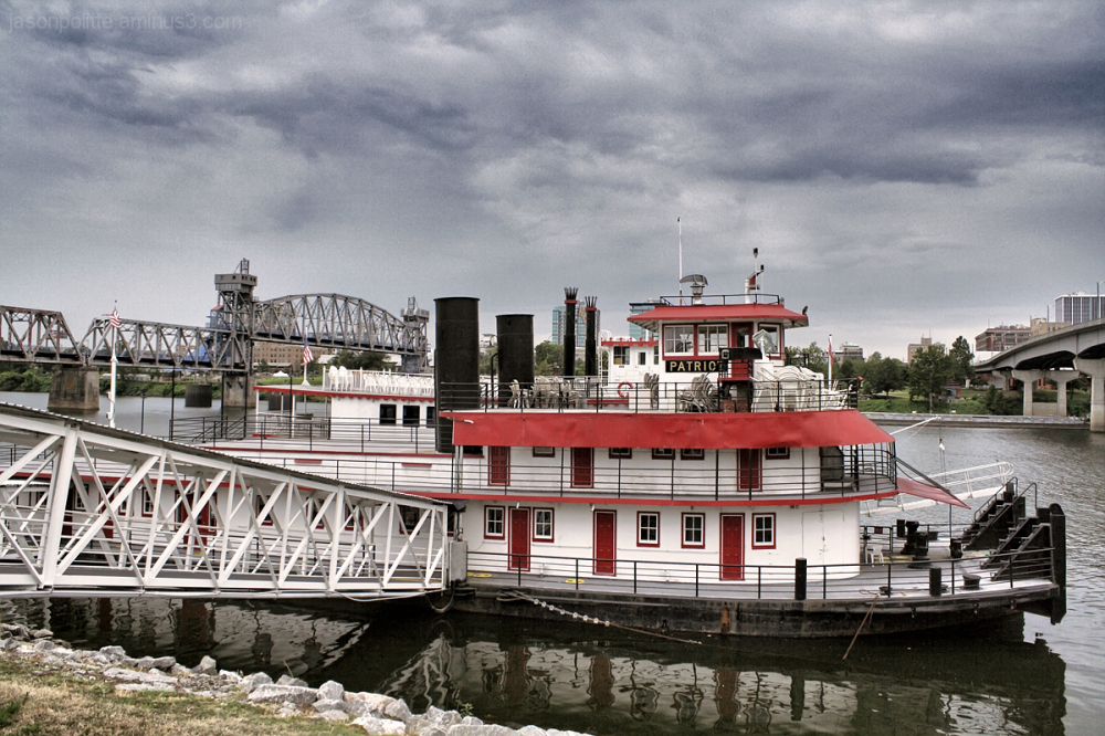 The Arkansas Queen Riverboat