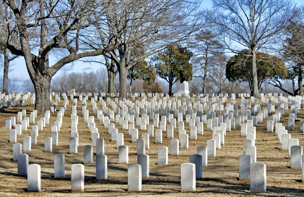 The Little Rock National Cemetery