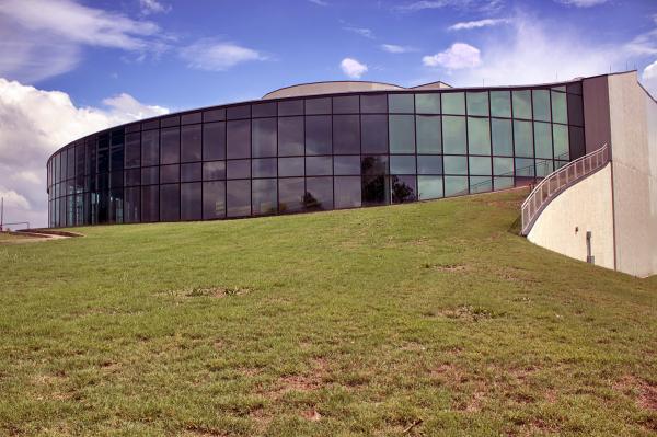 The Little Rock Aerospace Museum