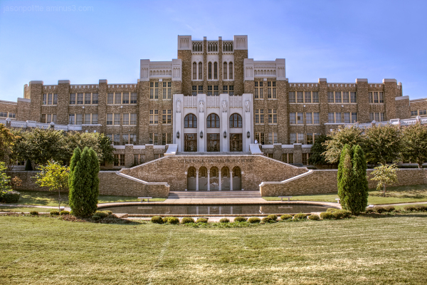 Little Rock Central High in Arkansas