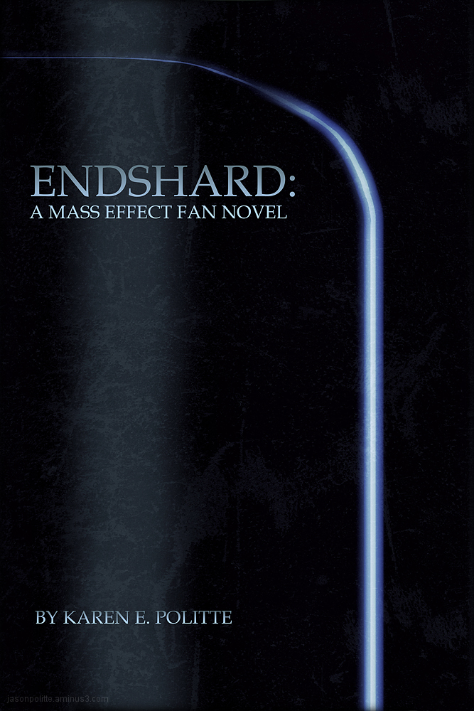 Cover of the Mass Effect novel, EndShard