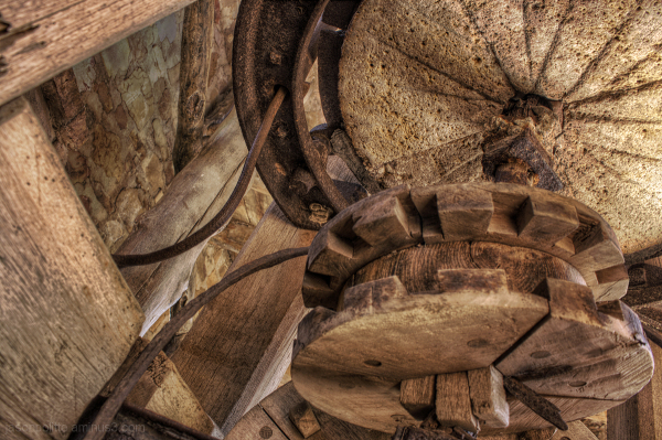 The Inner Workings of the Old Mill